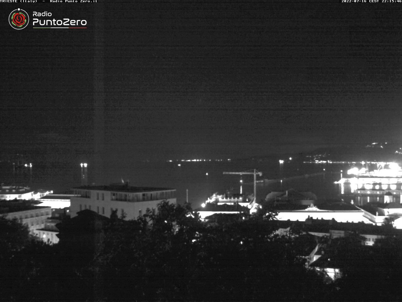 Webcam di Trieste (TS)