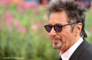 al pacino red carpet