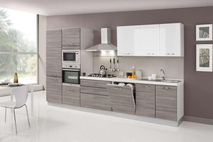 cucina_lineare