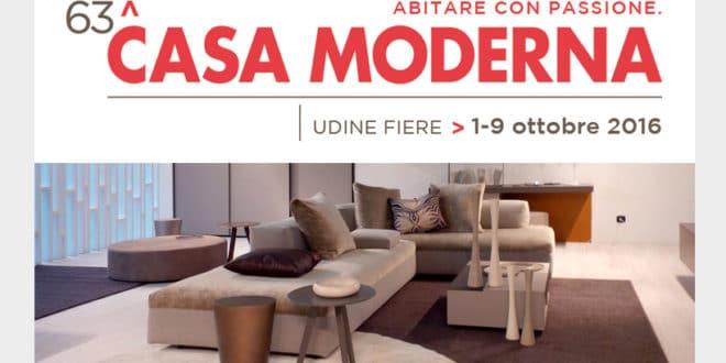 Casa moderna 2016 radio punto zero tre venezie for Casa moderna 2016 udine