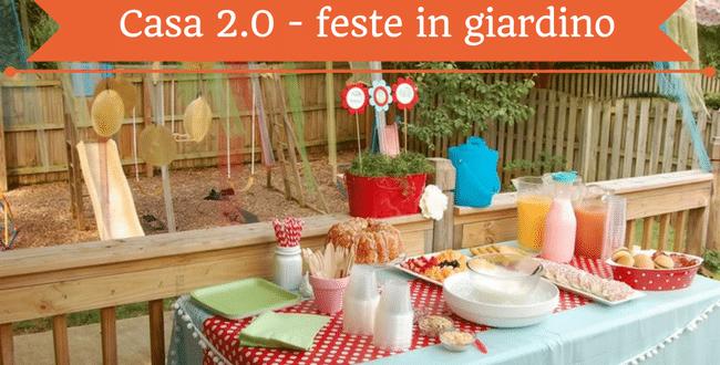 Casa 2 0 arredo giardino e idee per le feste radio - Happy casa arredo giardino ...