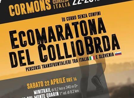 Calendario Fiasp Fvg.Ecomaratona Del Collio A Cormons Radio Punto Zero Tre Venezie