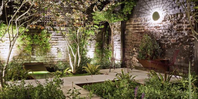 Casa 2 0 il giardino in stile minimal radio punto zero for Casa stile minimal
