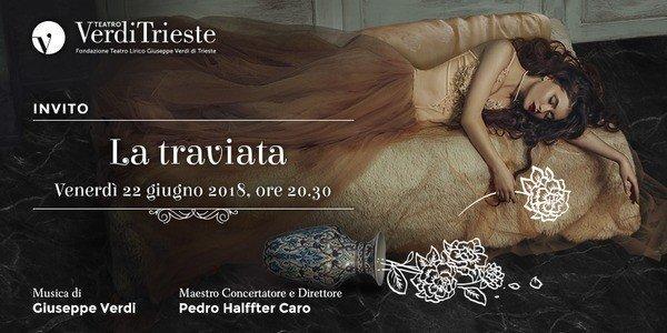 L'infinita bellezza della Traviata di Verdi a Trieste