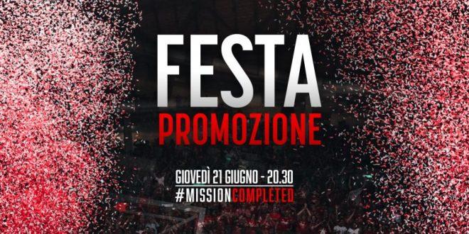 La grande festa di Alma Pallacanestro Trieste con Radio Punto Zero