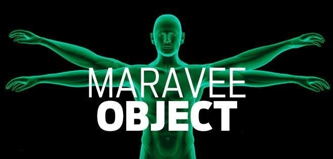 Maravee Object – Verde Respiro