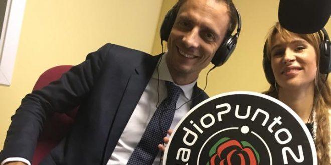 Il Presidente della Regione in diretta su Radio Punto Zero