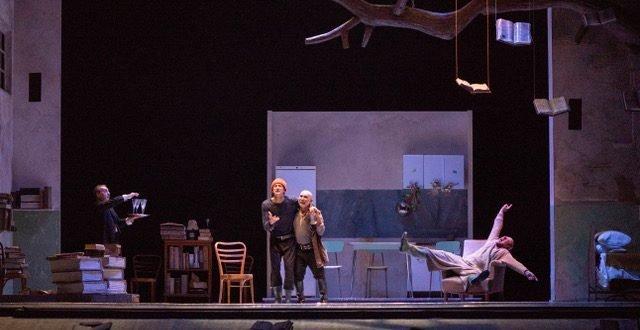 La Tempesta di Shakespeare in scena al Rossetti
