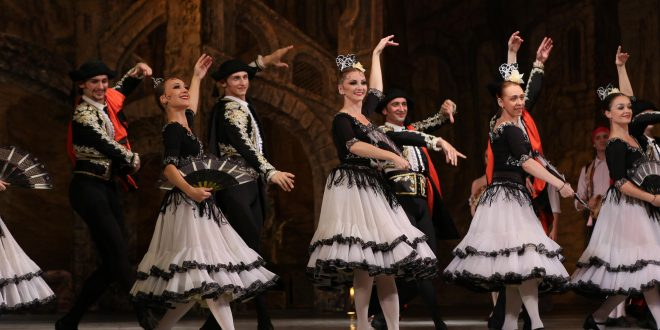 Al teatro Verdi di Trieste il Don Chisciotte con il Balletto della Lviv National Opera