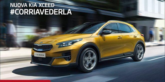Speciale Motori – Nuova Kia Xceed sabato in diretta da Trieste