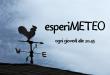 Esperimeteo, la radiorubrica di meteorologia per bambini e ragazzi – Scopriamo il Vento
