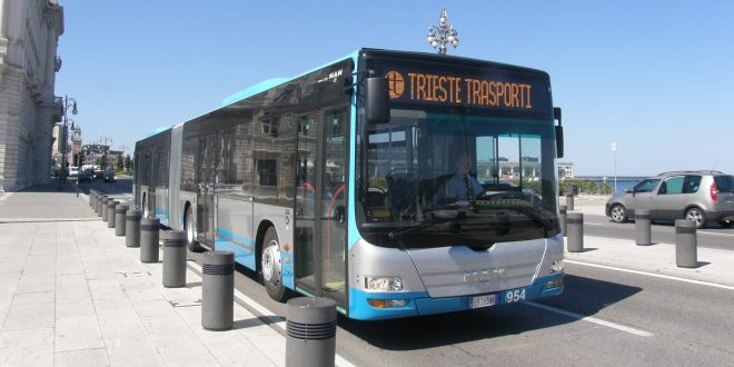 Trieste Trasporti, aggiornamenti e novità per la mobilità pubblica