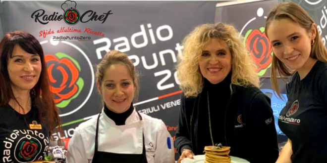 Radio Chef, lo Show Cooking arriva a casa tua