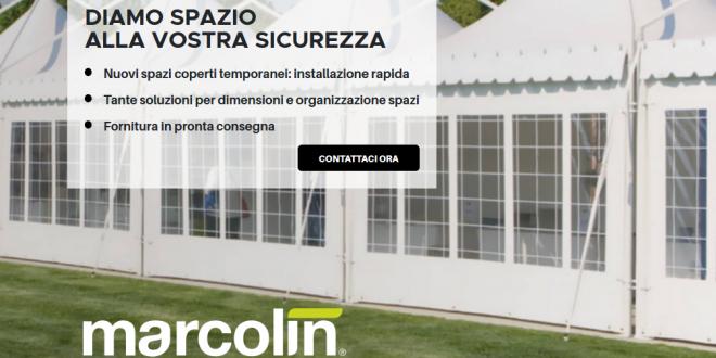Più spazio alla vostra sicurezza con le soluzioni di Marcolin Covering