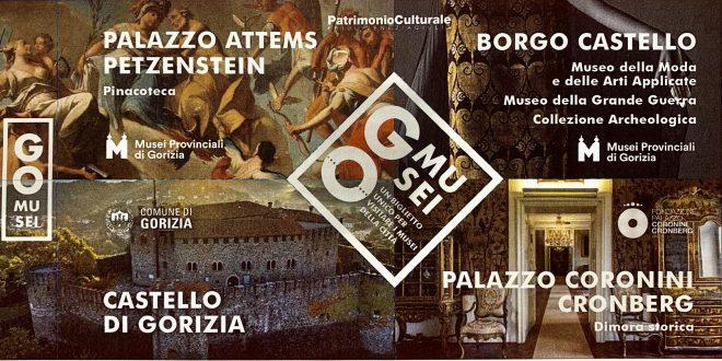 A Gorizia arriva il biglietto unico per visitare i musei della città