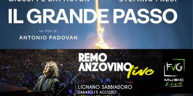 Notti in Arena: Ferragosto in musica a Lignano Sabbiadoro