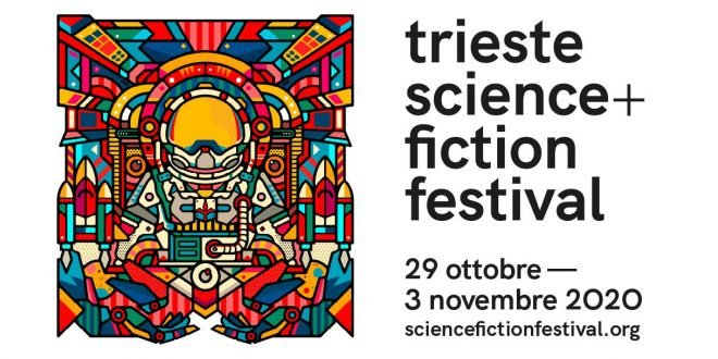 Trieste Science+Fiction Festival arriva sul web