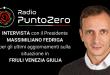 Gli ultimi aggiornamenti sulla situazione regionale con il Presidente Fedriga