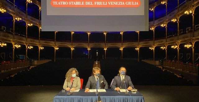 La nuova stagione del Teatro Stabile FVG firmata da Paolo Valerio